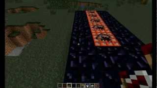 Wie man eine Minecraft TNT-Kanone baut!