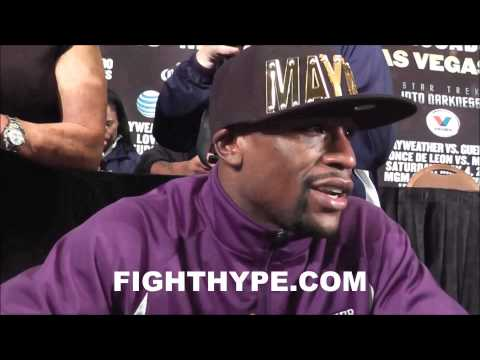 MAYWEATHER DISCUSSES THE DIFFERENCES BETWEEN HIS FATHER AND HIS UNCLE IN THE CORNER