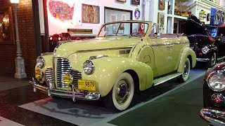 1941 Buick Super Eight 8 4 Door Phaeton Convertible @ the Klairmont My Car Story with Lou Costabile