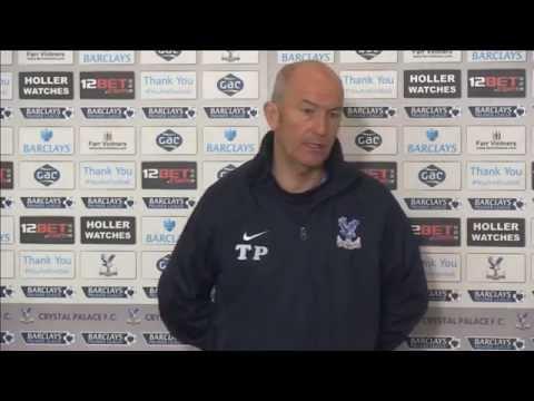Tony Pulis' Pre-Aston Villa Press Conference