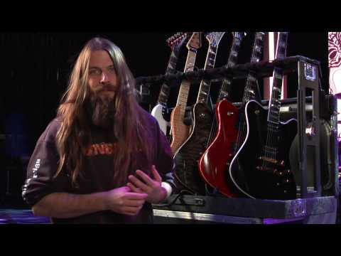 Jackson® Guitars presents Mark Morton: Rack of Jacksons