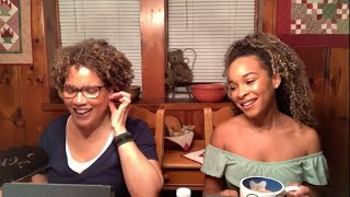 Hanging Out With M.A.D.CURLS | Come Talk Natural Hair With Us!