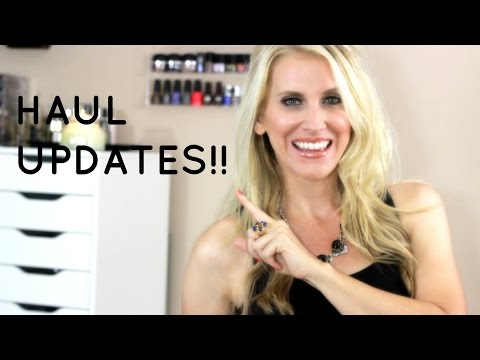 HAUL UPDATES! I dies & I don't knows