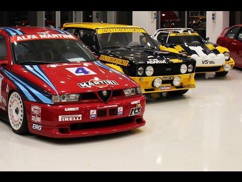 Profumo di Alfa, sapore di Lancia - Davide Cironi drive experience