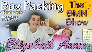 Reborn Baby Elizabeth Anne Box Packing - The SMN Show #398