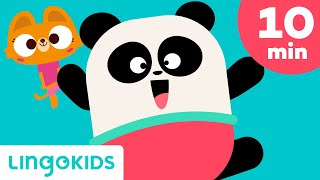 Kids Songs to Learn English - Children's Songs & Nursery Rhymes