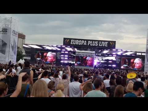 Europa Plus Live 2017. Bebe Rexha