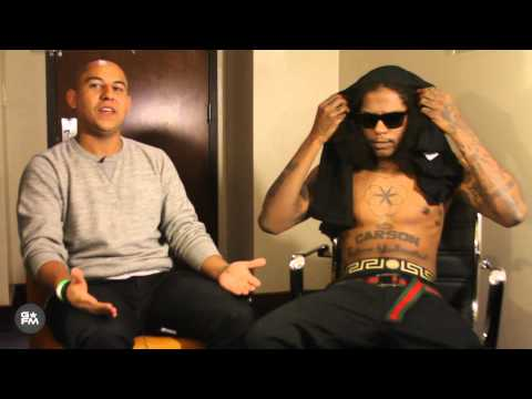 "Ab-Soul talks his vision worsening; Diddy's advice & ""potential"" Druggys with Hoes album"