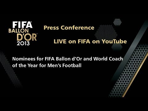 REPLAY: FIFA Ballon d'Or & World Coach of the Year Nominee Press Conference