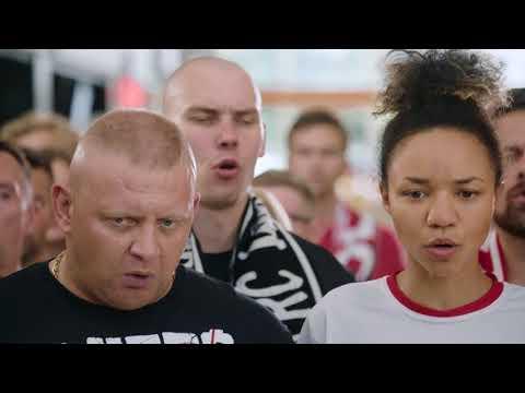 """100 Lat Polsko - """"Łączy Nas HYMN"""""""