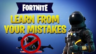 HOW TO WIN | Learn From Your Mistakes (Fortnite Battle Royale)