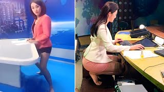 20 Awkward Moments That Happen Behind the Scenes of Television News Programs