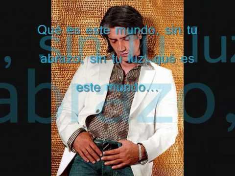 Me estoy enamorando for Alejandro fernandez en el jardin