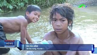 [Xã Hội] Đam Rông Trẻ nhỏ chết đuối như chơi vì ... thích đâu bơi đấy !  LTV   Lâm Đồng TV