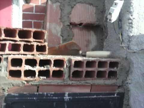 Forno de tijolos como fazer