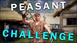 THE PEASANT CHALLENGE - Mordhau (Battle Royale)