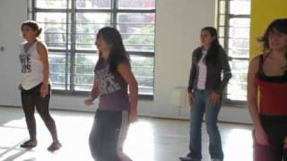 Making of Michael Jackson Dance Tribute - ANKARA