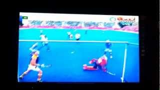 Pakistan vs South Africa Olympics Hockey 2012 Pakistan Goals