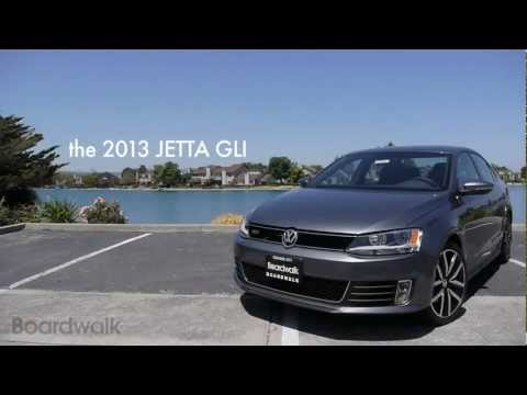 GETTING TO KNOW: 2013 Volkswagen Jetta GLI