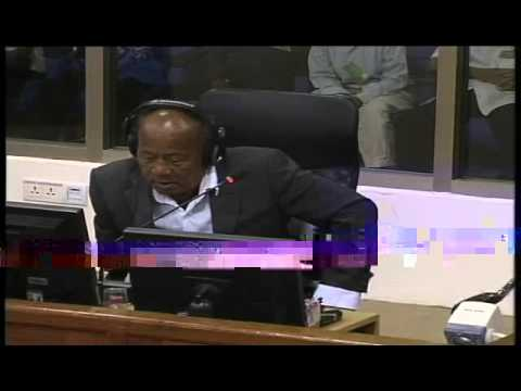Evidentiary Hearing in Case 002 | May 21, 2013 -- Part 2 (English)