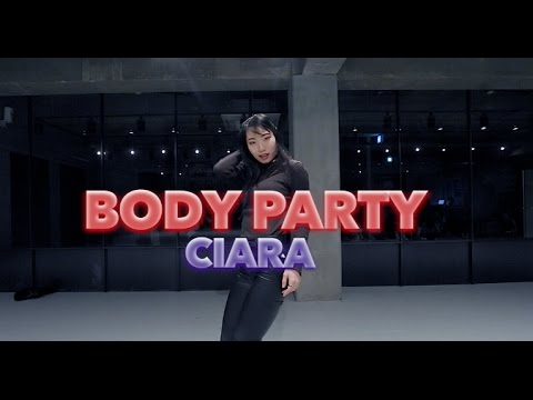 BODY PARTY - CIARA / JIYOUNG YOUN CHOREOGRAPHY