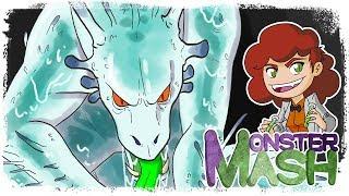 Blue Dragon Slug   Twitch Monster Mash