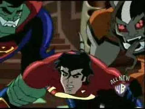 Legion of Super Heroes S02e10 parte 3