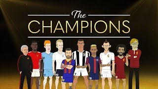 The Champions - Episode 1