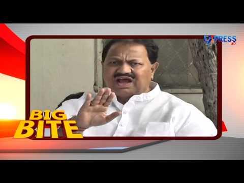 Ex-Minister D Srinivas Fires on Digvijay Singh : Big Byte | Express TV
