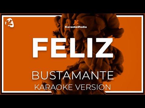 David Bustamante - Feliz (Karaoke)