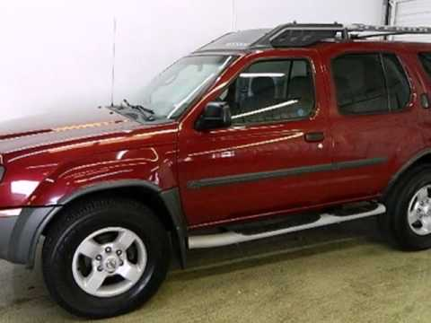 2004 Nissan XTERRA #A91268 in Oklahoma-City OK Norman OK - SOLD