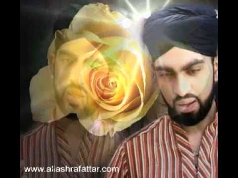 super Hit letest 12 new naat volliums of ali ashraf attari qadri...