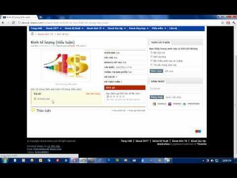 Hướng dấn download www.ebook-share.com.avi