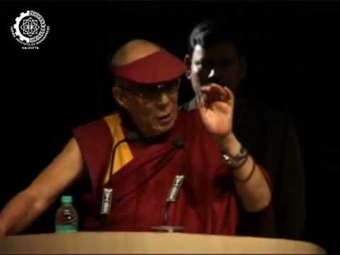 Dalai Lama at IIM Calcutta
