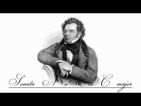 Шуберт Франц - Works for piano solo D.900 Allegretto c-moll (fragment)
