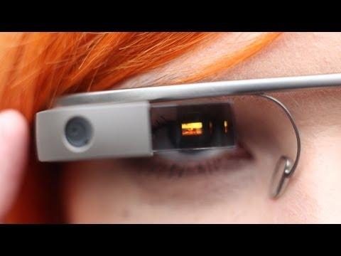 Testujemy okulary Google Glass!