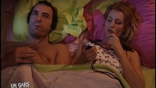 Un gars une fille - au lit