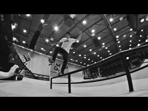 Munich Mash Skateboard Street Rink Preview