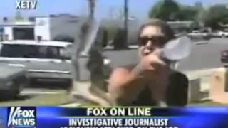 bad moments in being a news reporter