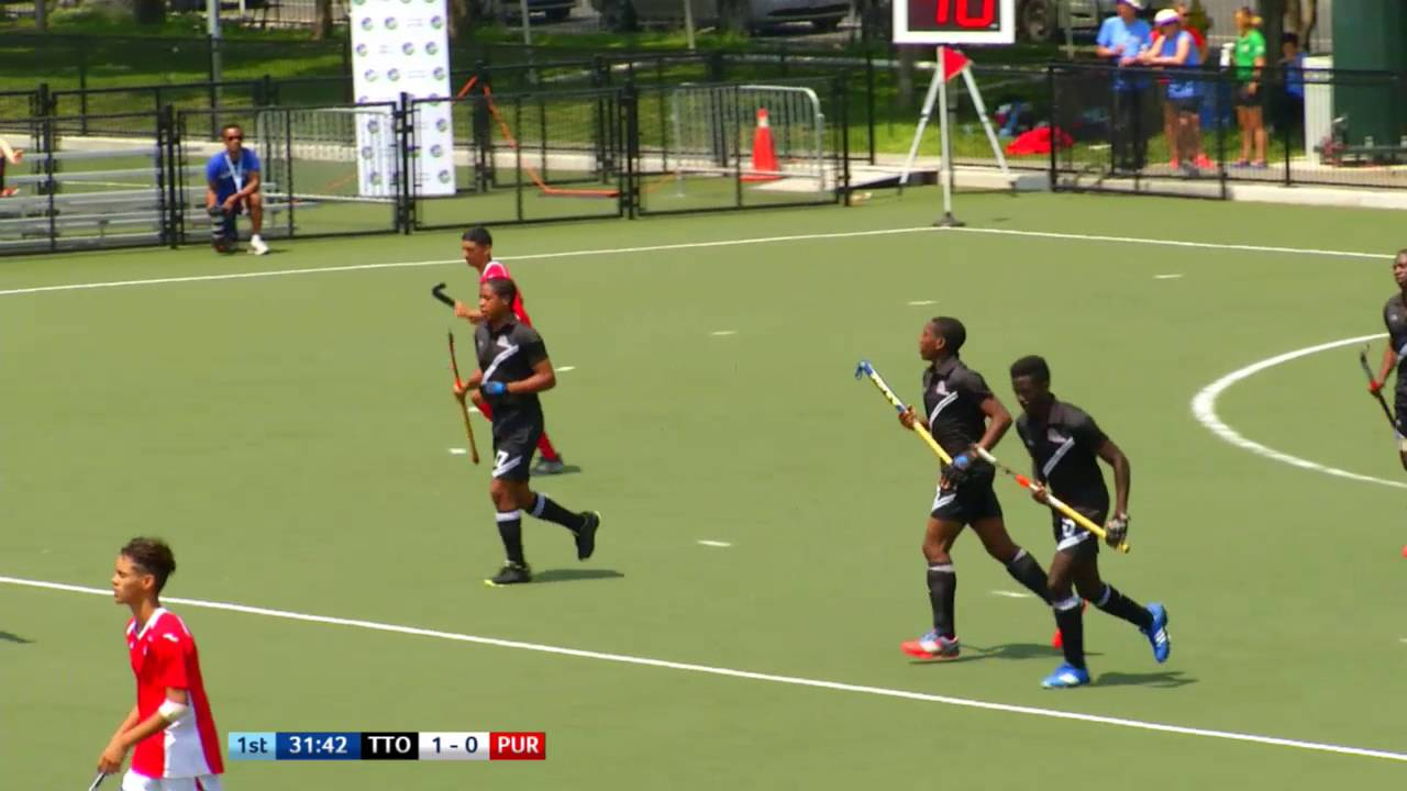 TTO 2-0 PUR Kristien Emmanuel doubles the lead early on #JrPanam2016