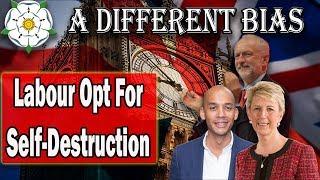 Labour Finally Go and Self-Destruct