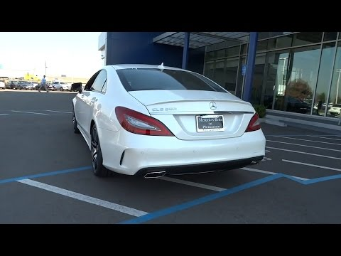2017 Mercedes-Benz CLS Pleasanton, Walnut Creek, Fremont, San Jose, Livermore, CA 17-0292