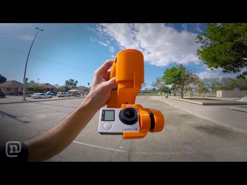Get A Sneak Peek of The New Aetho Aeon GoPro Stabilizer