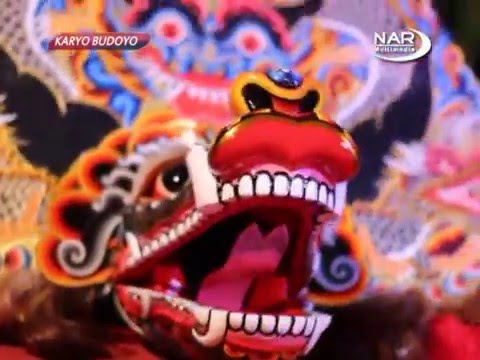jaranan KARYO BUDOYO tari RAMPAK BARONGAN_31 oktober 2015