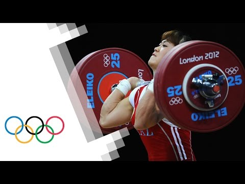 Top 3 Olympic women middleweight weightlifters | Weightlifting Week