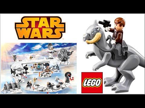 LEGO Star Wars 75098 Нападение на планете Хот. Обзор LEGO Звёздные войны