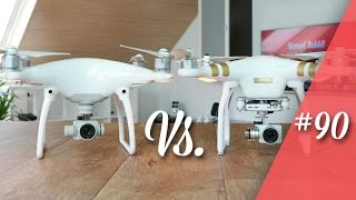 Phantom 4 Vs Phantom 3 Professional  (Teil 4/4)  // Deutsch // In 4K // #90
