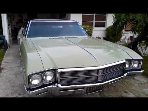Buick Skylark Custom 1969
