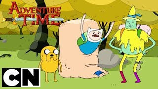 Adventure Time | Freak City 😳 | Cartoon Network