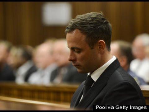 D Day For Oscar Pistorius: 'Blade Runner' Oscar Pistorius Gets 5-Year Prison Sentence